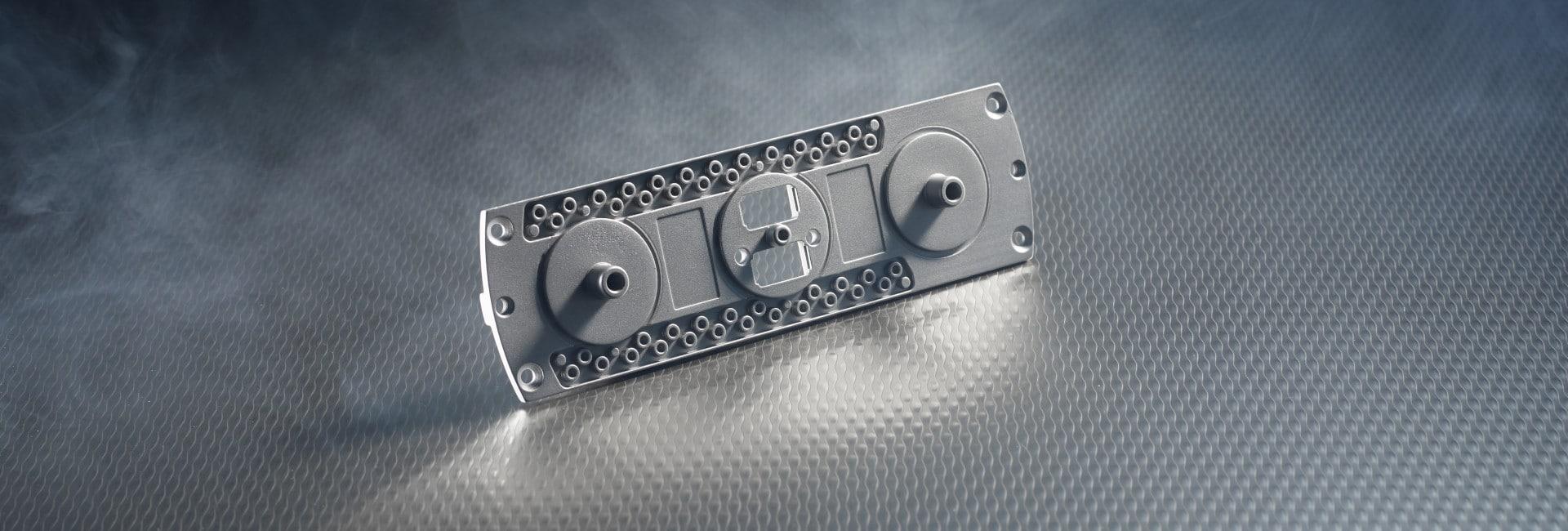 Metallguss Prototypen