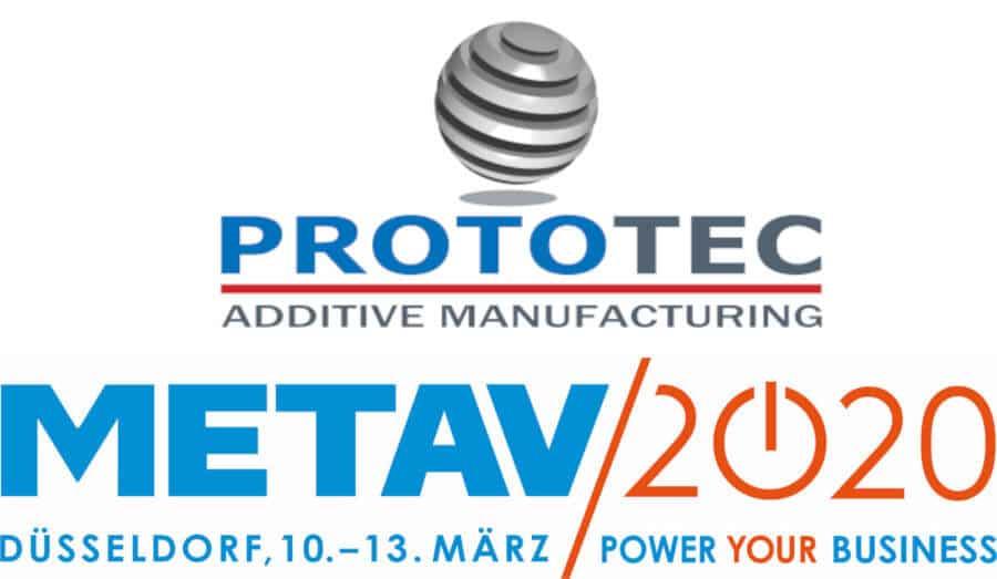 PROTOTEC Metav 2020 Ticket Gutscheincode