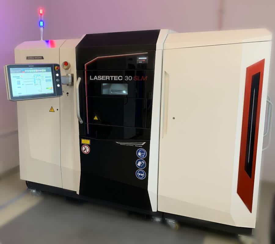Metall 3D-Drucker (SLM)