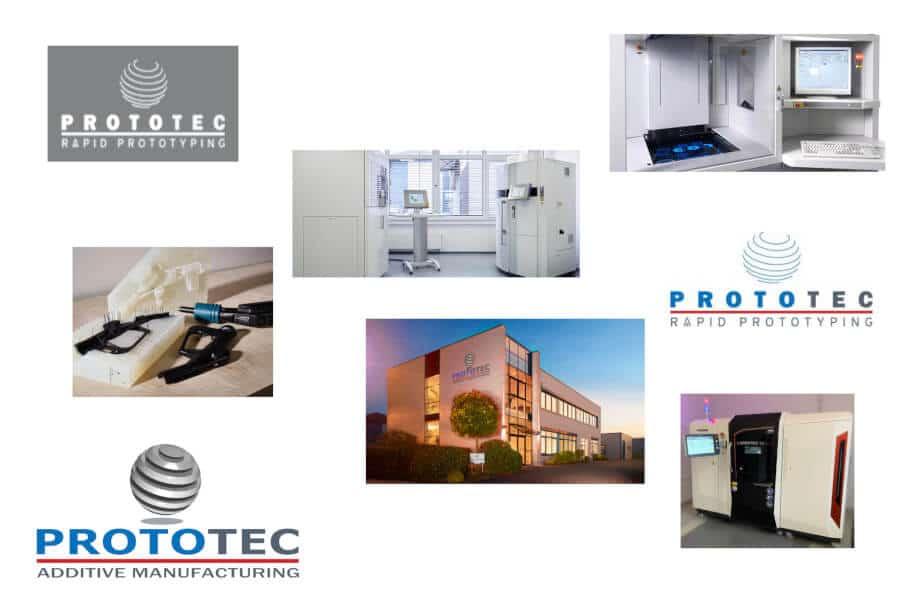 Prototec - seit 1995 - 25 Jahre Geschichte